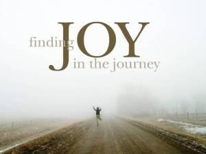 joy in journey